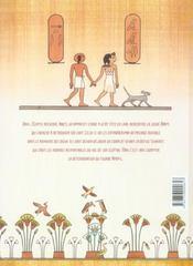 Kheti, fils du Nil t.1; au-delà des portes - 4ème de couverture - Format classique