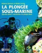 Plongee sous marine - Couverture - Format classique