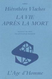 Vie Apres La Mort (La) - Couverture - Format classique