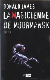La magicienne de Mourmansk - Couverture - Format classique
