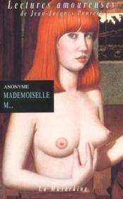 Mademoiselle M. - Couverture - Format classique