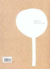L'Idiot - 4ème de couverture - Format classique
