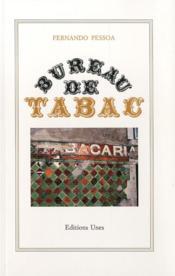 Bureau de tabac (bilingue) - Couverture - Format classique