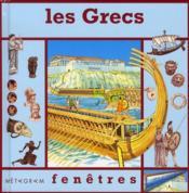 Les grecs - Couverture - Format classique