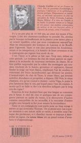 Renne blanc (le) - 4ème de couverture - Format classique