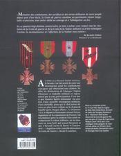 La marque du courage - 4ème de couverture - Format classique