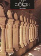 L'art cistercien - Couverture - Format classique