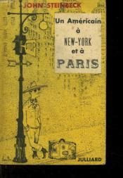 Un Americain A New York Et A Paris. - Couverture - Format classique
