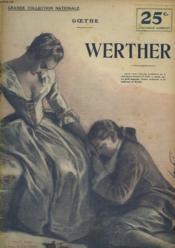 Werther - Couverture - Format classique