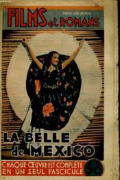 Films Et Romans - La Belle De Mexico - 1ere Annee - N°26 - Couverture - Format classique