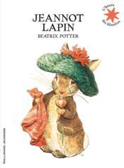 Jeannot lapin - Couverture - Format classique