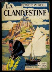 La Clandestine - Couverture - Format classique