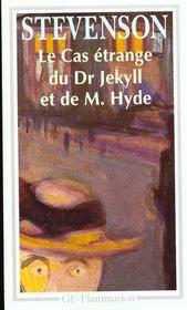 Le cas étrange du Dr Jekyll et de Mr Hyde - Intérieur - Format classique