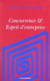 Concurrence et esprit d'entreprise - Intérieur - Format classique