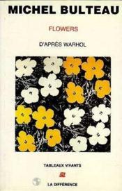 Flowers - Couverture - Format classique