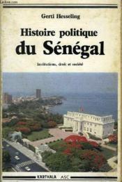 Histoire Politique Du Senegal - Couverture - Format classique