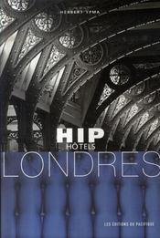 Hip hotels Londres - Intérieur - Format classique