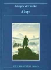 Aloys - Couverture - Format classique