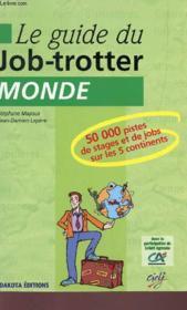 Guide job trotter monde - Couverture - Format classique