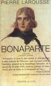 Bonaparte - Intérieur - Format classique