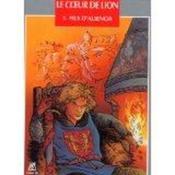 Le coeur de lion t.1 ; le fils d'Aliénor - Couverture - Format classique
