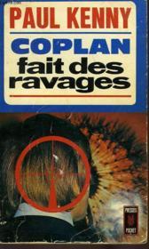 Coplan Fait Des Ravages - Couverture - Format classique