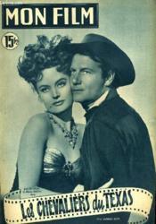 Mon Film N° 231 - Les Chevaliers Du Texas - Couverture - Format classique