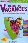 Hachette Vacances ; De Petite En Moyenne Section De Maternelle ; 3/4 Ans - Couverture - Format classique