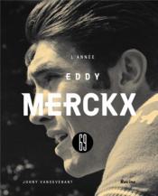 1969 ; l'année Eddy Merckx - Couverture - Format classique