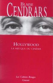 Hollywood ; la Mecque du cinéma - Intérieur - Format classique