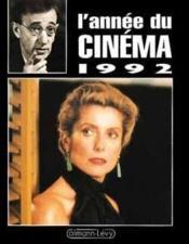 L'année du cinéma 1992 - Couverture - Format classique