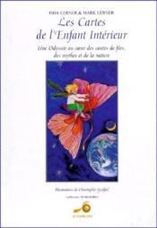 Les cartes de l'enfant intérieur : une odysée au coeur des contes de fées, des mythes et de la nature - Couverture - Format classique