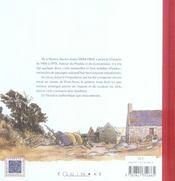 Finistere de xavier josso (le) - 4ème de couverture - Format classique