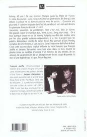 Johnny 60 Ans - 4ème de couverture - Format classique