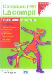 Concours ifsi la compil - Intérieur - Format classique