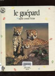 Le guepard - Couverture - Format classique