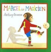 Marcel Le Magicien - Intérieur - Format classique
