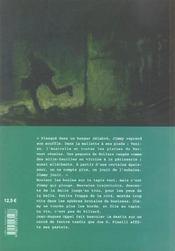 Bande avant - 4ème de couverture - Format classique