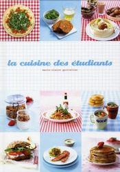 La cuisine des étudiants - Intérieur - Format classique