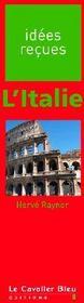 L'Italie - Couverture - Format classique