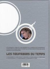 Les naufragés du temps t.9 ; Terra - 4ème de couverture - Format classique