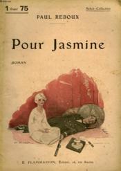 Pour Jasmine. Collection : Select Collection N° 258 - Couverture - Format classique