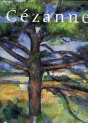 Cezanne ; grand palais - Couverture - Format classique