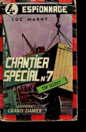 Chantier Special N°7 - Couverture - Format classique