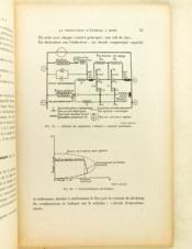 Encyclopédie de l'électricité et de la T.S.F. à bord des Avions modernes. Tome III : La Production d'Energie Electrique à bord (Continu et Alternatif). - Couverture - Format classique