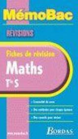 Mathematiques Terminale S ; Revisions - Intérieur - Format classique