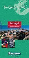 Guide vert portugal - anglais - Couverture - Format classique