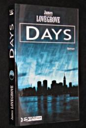 Days - Couverture - Format classique