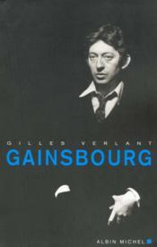 Gainsbourg - Couverture - Format classique