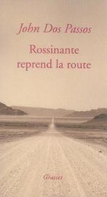 Rossinante Reprend La Route - Intérieur - Format classique